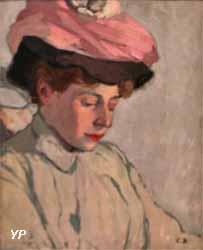 Portrait de Madeleine Klein (Charles Bichet)