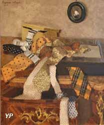 La Garçonnière ou Les cravates de Monsieur (Suzanne Lalique-Haviland, 1933)