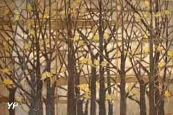 Paravent (Suzanne Lalique-Haviland)