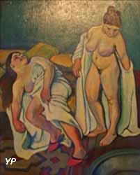 Deux figures (Suzanne Valadon, 1909)