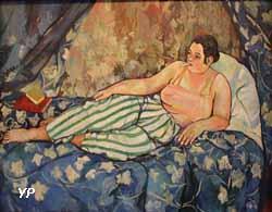 La Chambre Bleue (Suzanne Valadon, 1923)