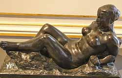 La Source du Taurion (bronze, Charles Malfray, 1938)
