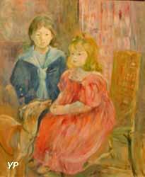 Les Enfants de Gabriel Thomas (Berthe Morisot, 1894)