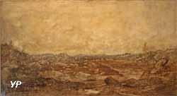 Les Gorges d'Apremont (Théodore Rousseau, 1848)
