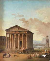 Monuments antiques (Hubert Robert)