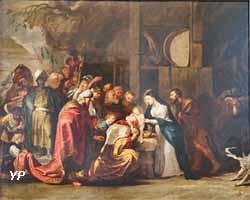 L'Adoration des Mages (d'après Peter Paul Rubens)