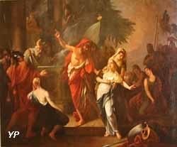 le Sacrifice de Jephté (Jean-Henry Routier de Lisle)
