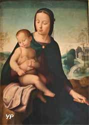 Vierge à l'Enfant (atelier du Pérugin)