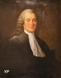 Portrait en buste de Turgot
