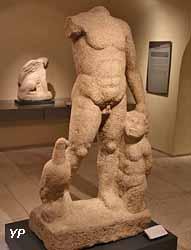Statue de Jupiter