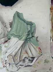 La sommation des images, exposition 2018 (Mireille Blanc) (FRAC Auvergne)