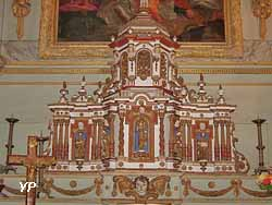 Eglise de Saint-Martin de Bienfaite (Office de Tourisme Lisieux Normandie)