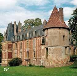 Château de Saint-Martin de Bienfaite (Office de Tourisme Lisieux Normandie)