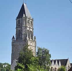 Église Notre-Dame d'Orbec (Office de Tourisme Lisieux Normandie)