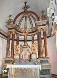 Église de Cernay (Office de Tourisme Lisieux Normandie)