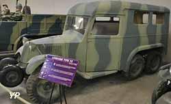 Lorraine Dietrich type 72
