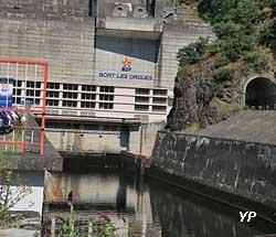 Barrage de Bort-les-Orgues