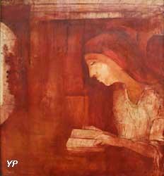 La Liseuse (Odilon Redon)