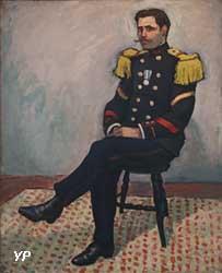 Le Sergent de la coloniale (Albert Marquet)