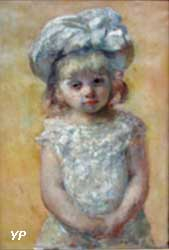 Fillette (Mary Cassatt)
