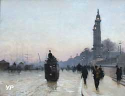 Les Quais de Bordeaux (Alfred Smith)