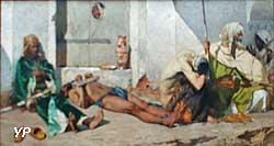 Prisonniers marocains (Jean-Joseph Constant, dit Benjamin-Constant)