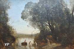 Le bain de Diane (Camille Corot)