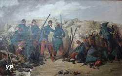 Tranchée devant Sébastopol (Isidore Pils)