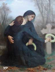 Le Jour des morts (William Bouguereau)