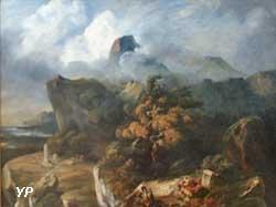 Paysages romantiques (Raymond Oscar Bonheur)