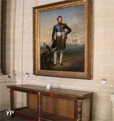 Le duc d'Angoulême (François-Joseph Kinson)