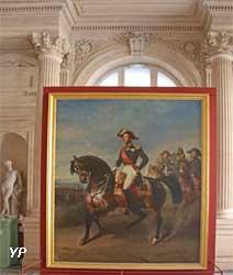 Portrait équestre du duc d'Orléans (Alfred Dedreux)