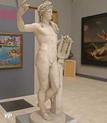 Apollon (Baron François-Frédéric Lemot)