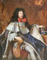 Portrait de Philippe d'Orléans, frère de Louis XIV (Claude Lefebvre)
