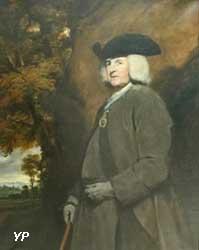 Portrait de Richard Robinson, archevêque d'Arnagh (Sir Joshua Reynolds)