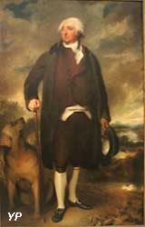 Portrait de John Hunter (Sir Thomas Lawrence)
