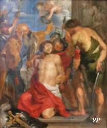 Le martyre de saint Georges (Pierre Paul Rubens)