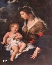 Vierge à l'Enfant (Pietro de Cortone)