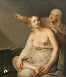 Bethsabée au bain (Pieter Fransz, de Grebber)