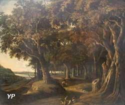 Paysage à la curée (Joris Abrahamsz, van der Haagen)