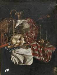 Vanitas (Gysbrechts  Cornelis Norbertus)