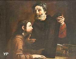 Un Maître et son élève (Giovanni Do)