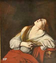 Madeleine en extase (Anonyme)