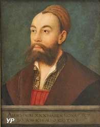Portrait du banquier Anton Fugger (Hans Maler)