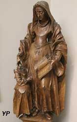 L'éducation de la Vierge (école française)