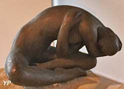 Femme coquillage (Pierre Lagenie)