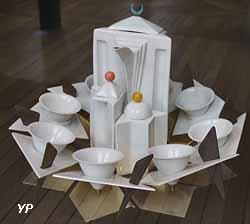 Service Sésame (Waël Beydoun, manufacture Carpenet, 1990)
