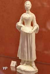 Cantatrice (manufacture du duc de Villeroy)
