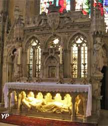 Tombeau de saint Martial