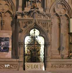 Reliquaire de saint Loup